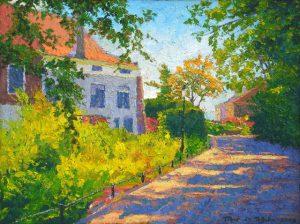 Het blauwe huis, Peter de Rijcke