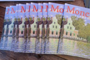 Boekje Monet in Zaandam