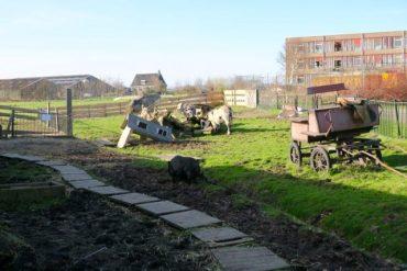 Geschiedenis Fronikboerderij