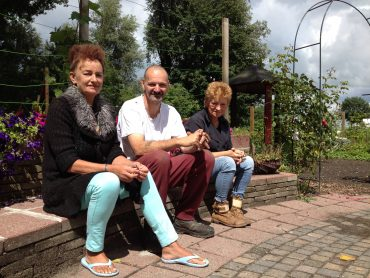 'Tuin bewijst: mooie dingen in Poelenburg zijn mogelijk'