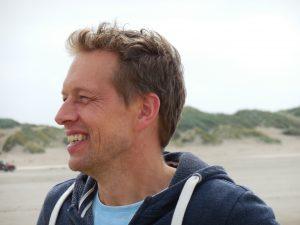 Geluksbrenger Edwin Woudt Koog aan de Zaan