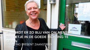 Jeanet Pols, voorzitter Stichting Present Zaanstreek