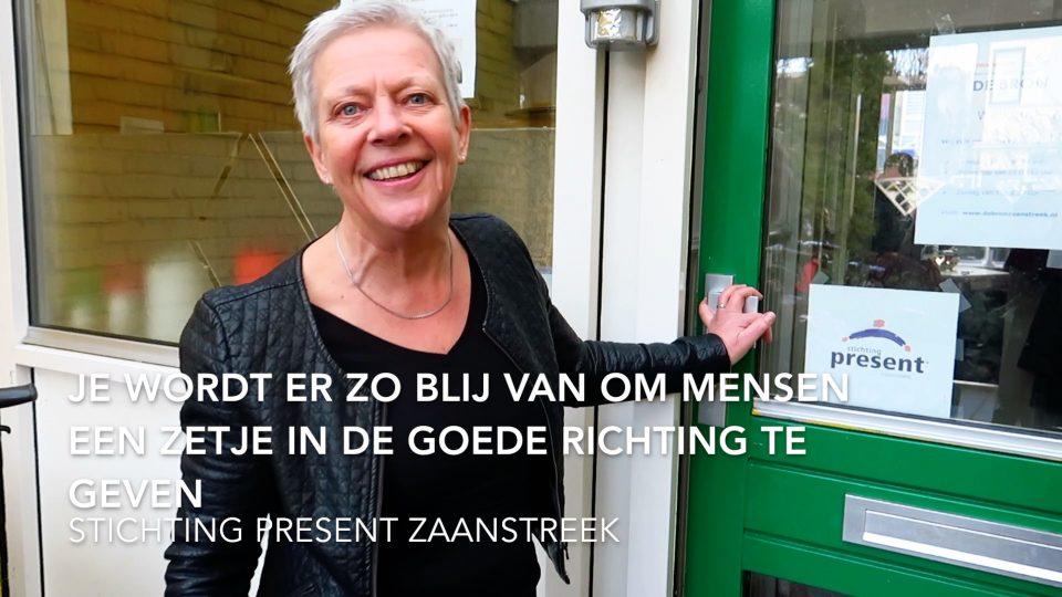 Stichting Present Zaanstreek geeft zetje in de goede richting