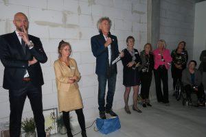Dick Dekker, bestuurslid Anna's huis foto Sarah Vermoolen