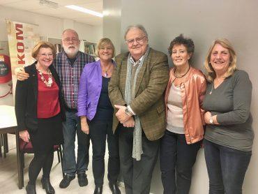 Buurtcentrum De Vuister 'een succesvol bedrijf' met vrijwilligers