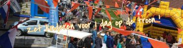 Kinderkoningsdag in Wormerveer: we maken er een leuke dag van!