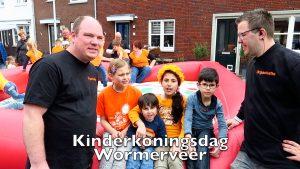 Kinderkoningsdag 2108 Wormerveer , foto Sarah Vermoolen