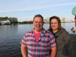 Peter Rutz en Marissa Stuiver, foto Sarah Vermoolen