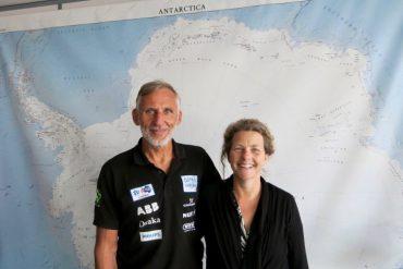 'Weggooien is zonde' basis voor expeditie naar Antarctica