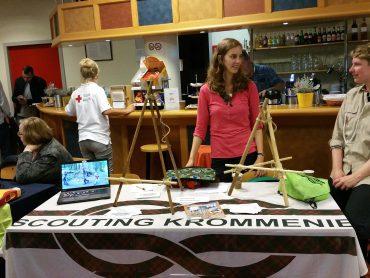 Meet en greet bij vrijwilligersmarkt Zaans Museum