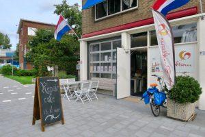 Repaircafe Brandtweer, foto Sarah vermoolen