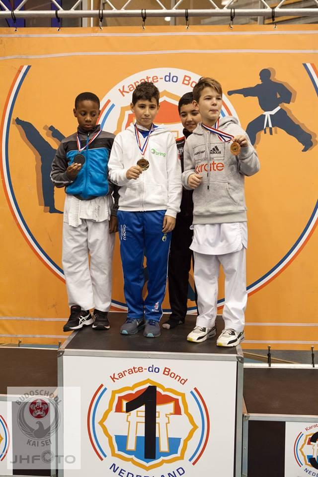 Samy Achghouyab NK karate 2018