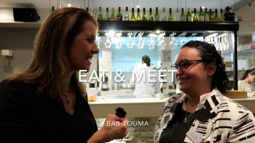 Eat & Meet bij Bab Touma