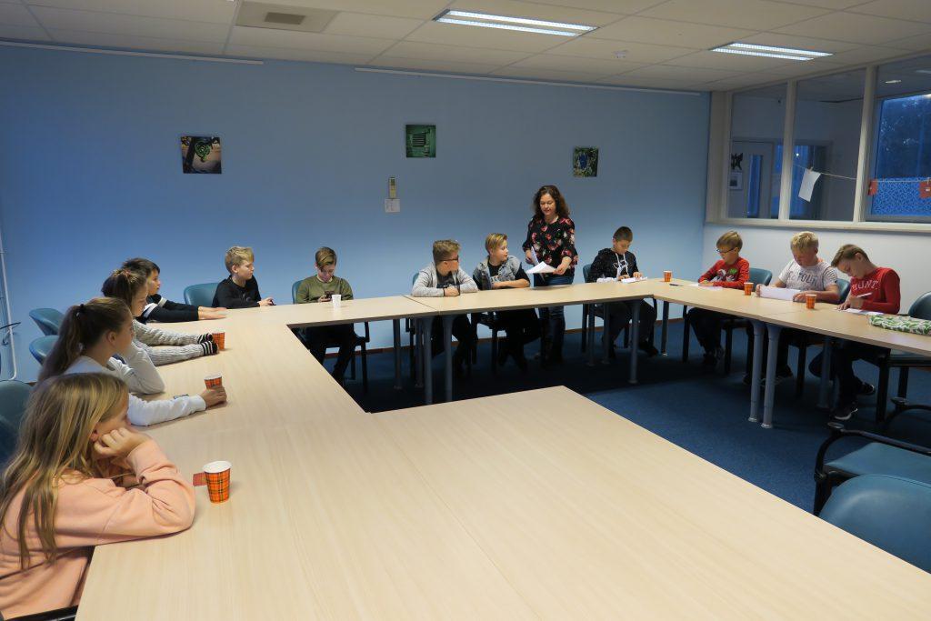kinderraad Zaandam Zuid, foto Sarah Vermoolen