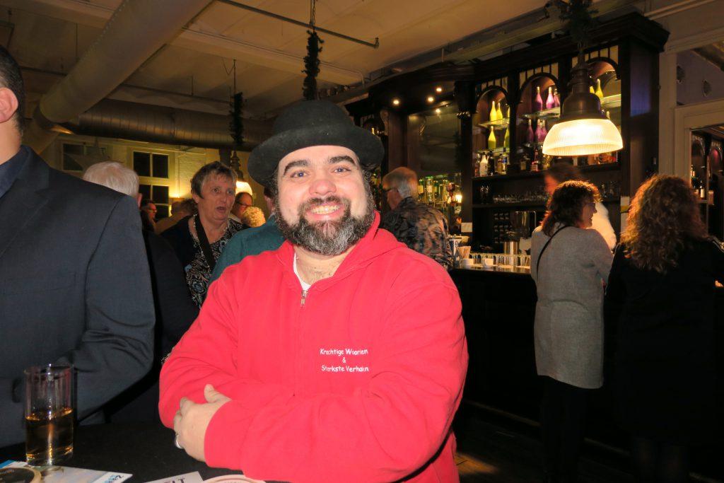 vrijwilligersfeest Zaanstad, foto Sarah Vermoolen