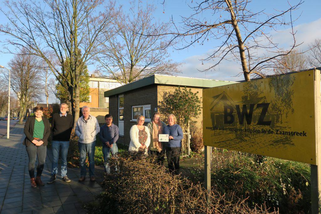 wijkwaardering zaanstad vrijwilligers, foto Sarah Vermoolen, BWZ