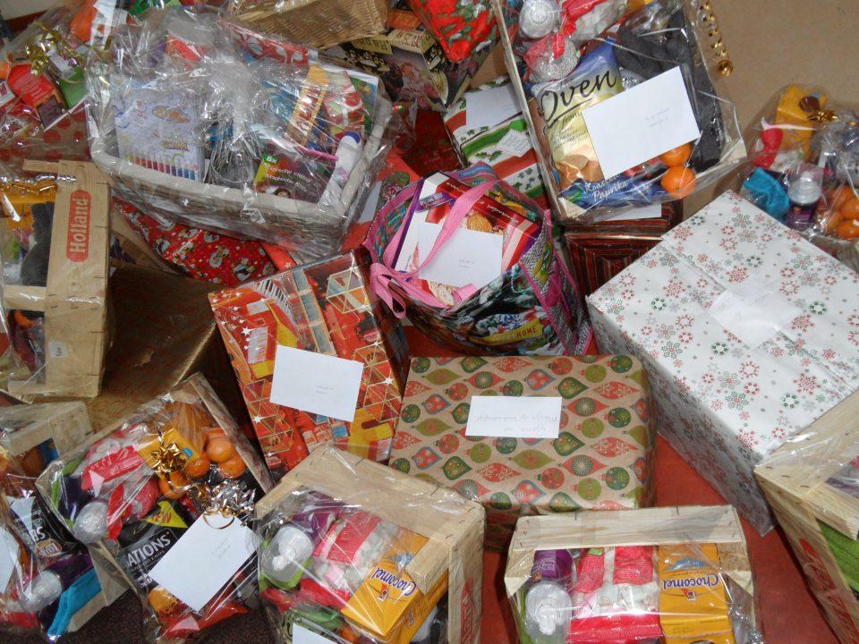 Vul jij ook een kerstpakket via Present Zaanstreek?