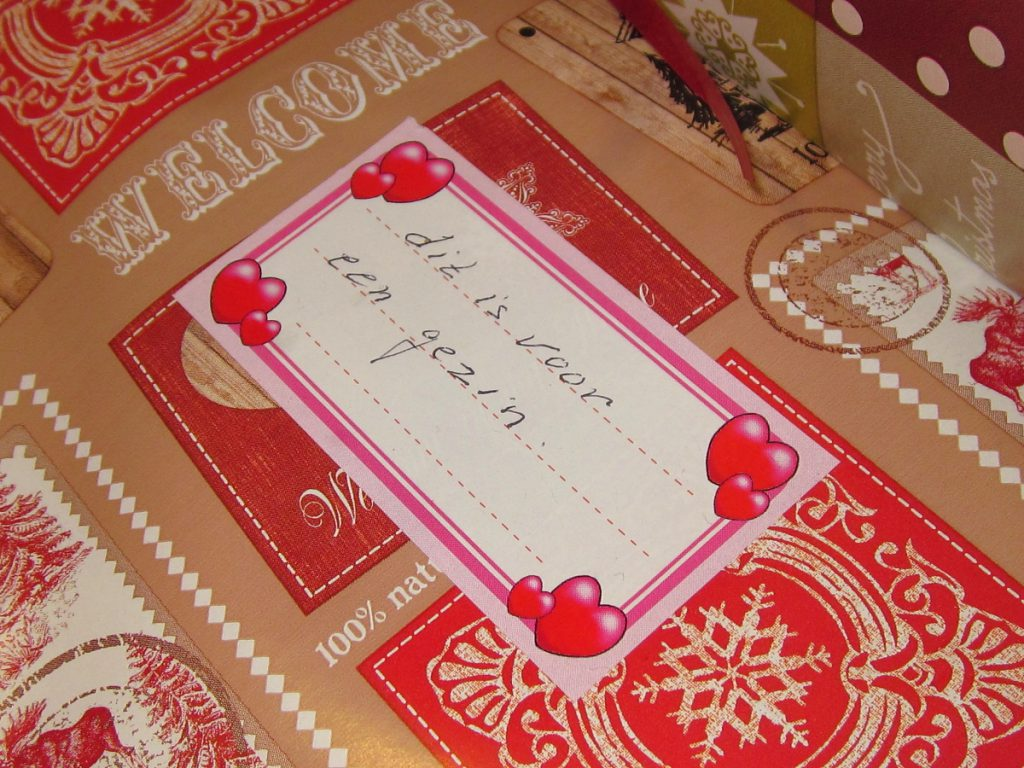 kerstpakket Present Zaanstreek
