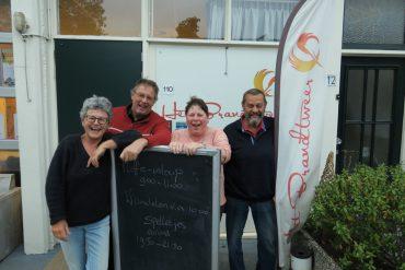 Buurthuis Het Brandtweer: 'Leuk je weer te zien!'