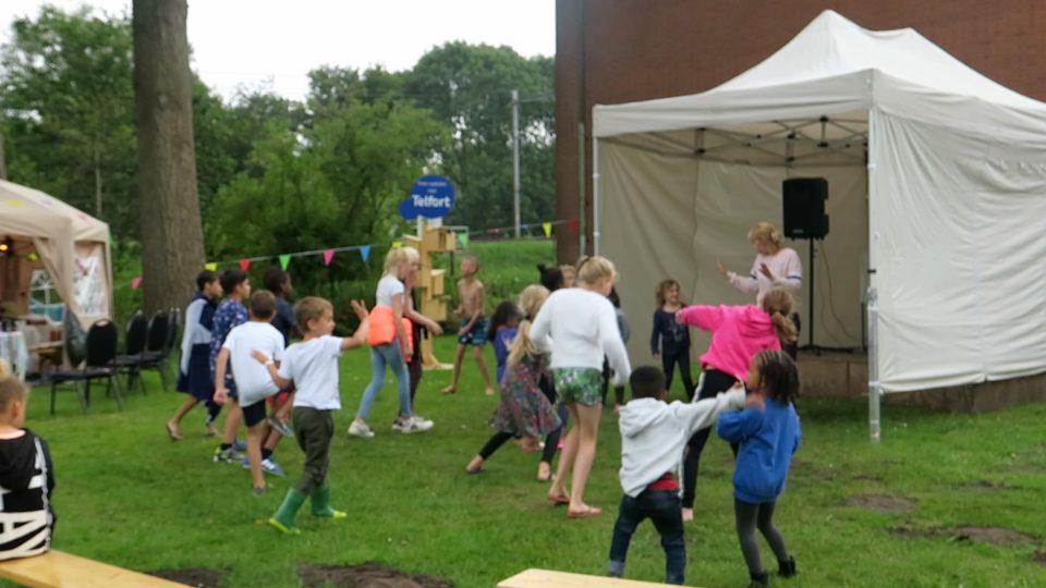 De Buurtcamping Kogerveldwijk 2019