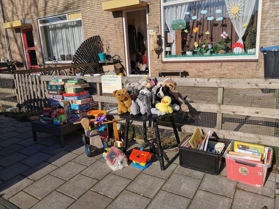 Speelgoedbank: 'Stimuleren dat elke kind opgroeit met speelgoed'