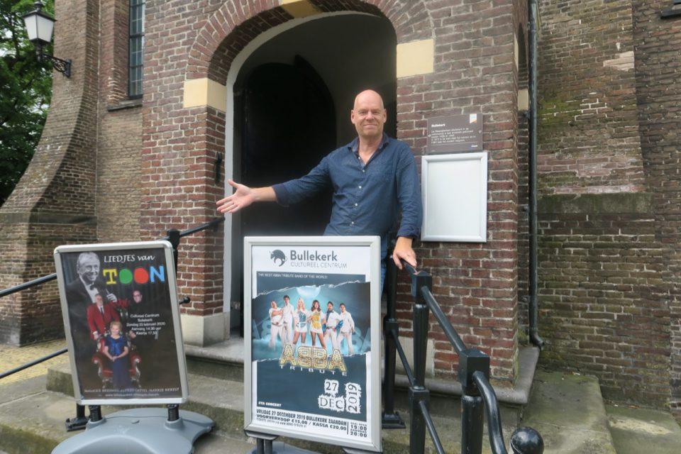 Cultureel centrum Bullekerk huis van samenkomst
