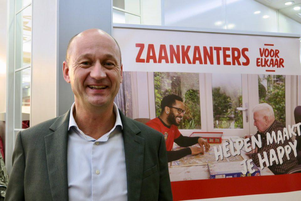 Patrick van Hees: Vrijwilligers zijn gelukkiger dan 'gewone' mensen