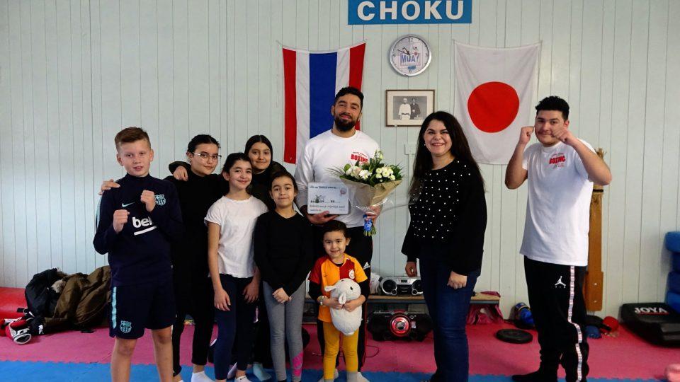 Choku levert sporters en trainers