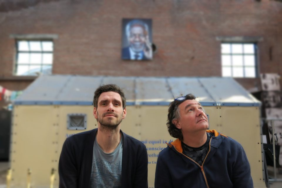 Thomas Möhring: 'Mensen raken en in beweging krijgen'