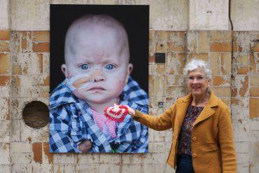 Troostdekens voor zieke baby's