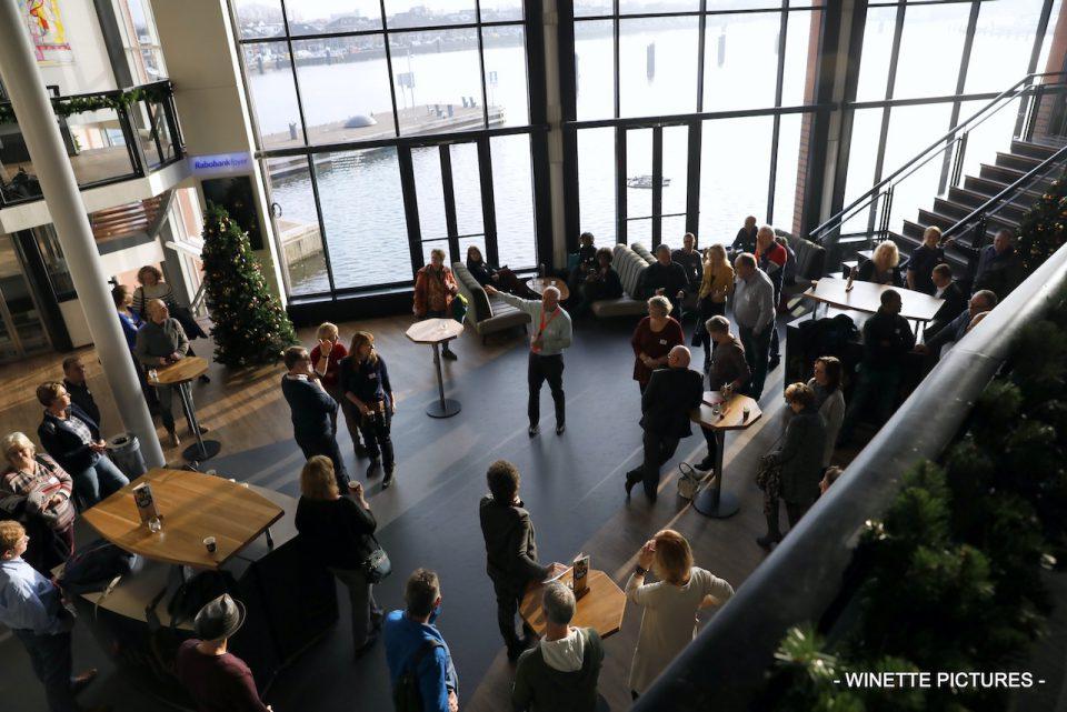 Zaans Netwerkcafé: sympathieke verbindingen