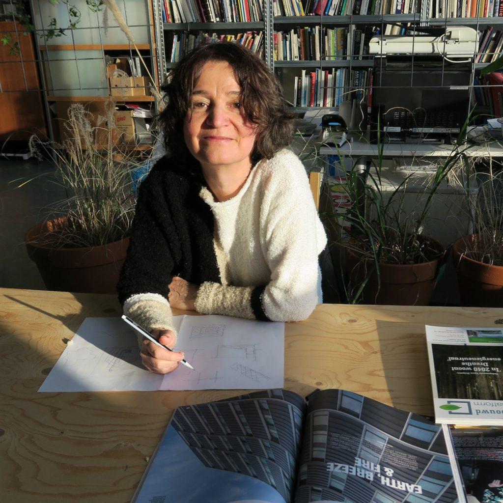 Architect Eva Stache duurzame ontwerpen