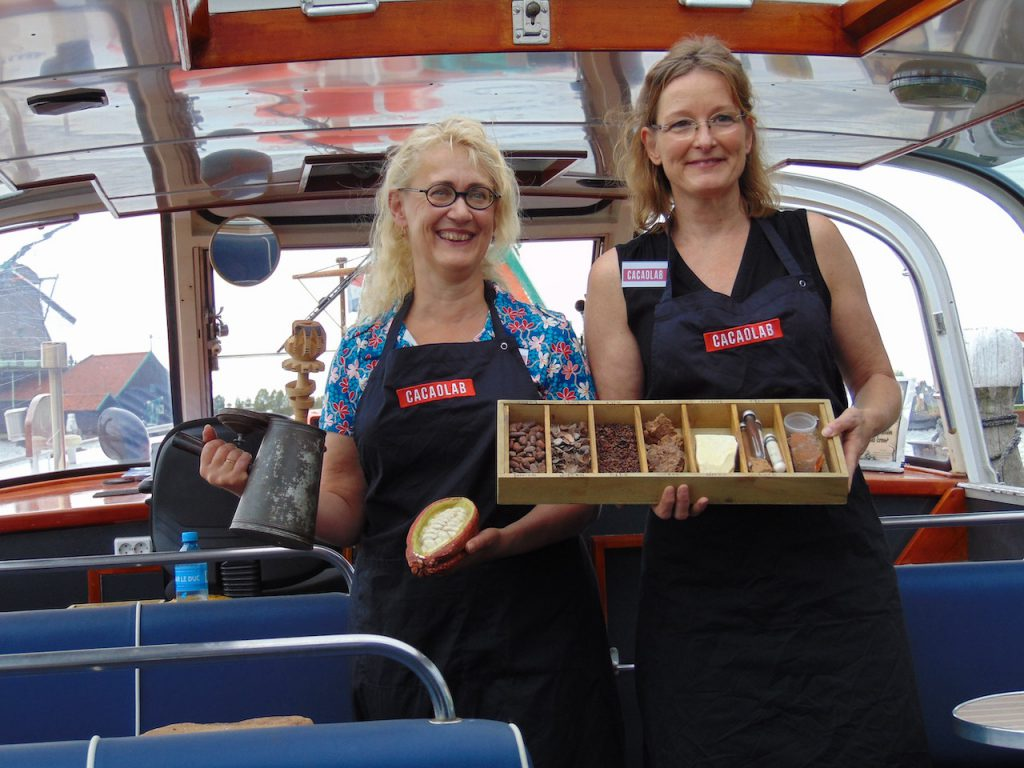 cacaolab, foto Frits van Wolveren