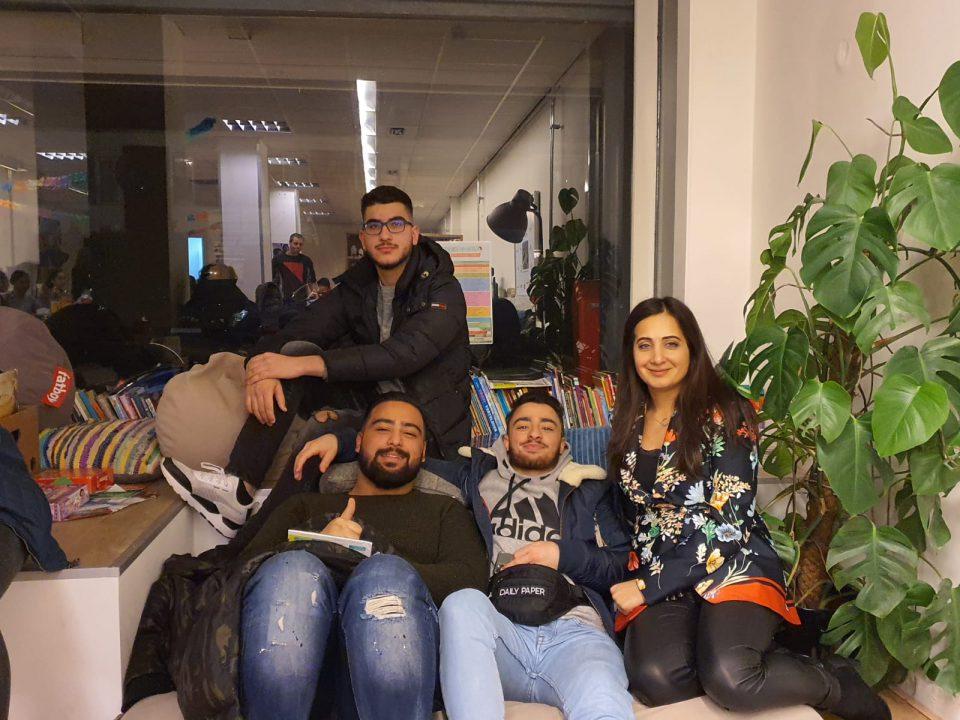 De politieke antenne van Songül Mutluer