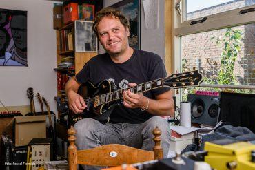 'Wie weet zit Jimi Hendrix erbij', lacht Ruben Hoeke